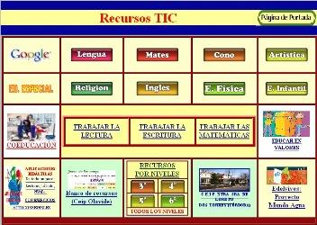 Recursos TIC para Infantil y Primaria