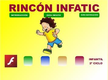 RINCÓN INFANTIC (Web para Infantil 2º Ciclo)
