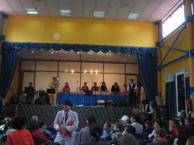 """Jornada Musical en el Colegio a cargo del Grupo """"GAME"""""""